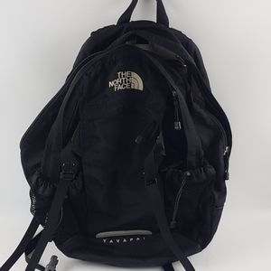 The north face yavapai black backpack